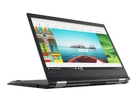 Lenovo TopSeller ThinkPad Yoga 370 Core i7-7500U 2.7GHz 8GB 256GB O2 ac BT FR Pen 13.3 FHD MT W10P64, 20JH002FUS, 33794901, Notebooks - Convertible