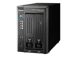 Thecus Tech W2810PRO 2-Bay NAS Server, W2810PRO, 34234235, Network Attached Storage