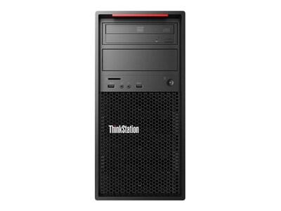 Lenovo ThinkStation P520c Tower Xeon QC W-2123 3.6GHz 16GB 1TB+256GB OPAL P2000 DVD-RAM GbE W10PWS64, 30BYS13300, 35753088, Workstations