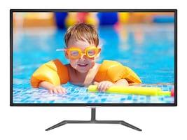 Philips 31.5 323E7QDAB Full HD LED-LCD Monitor, Black, 323E7QDAB, 33417646, Monitors - Large Format