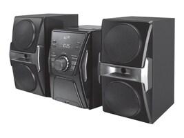 GPX HMS CD FM Bluetooth USB Retro Styling System, IHB613B, 33212270, Personal Stereos