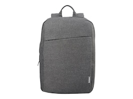 Lenovo 15.6 Casual Laptop Backpack B210, Gray, GX40Q17227, 34712410, Carrying Cases - Notebook