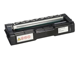 Ricoh Black Toner Cartridge for SP C252 Series, 407653, 17076546, Toner and Imaging Components