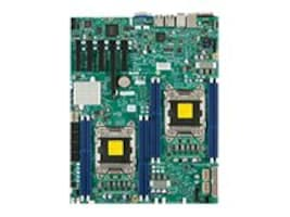 Supermicro Motherboard, ATX DP C602 8 DIMMS-SATA I350 Dual GBIT, X9DRD-IF-O, 13749598, Motherboards