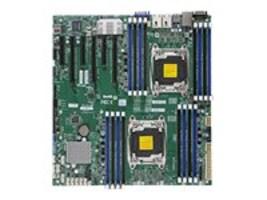 Supermicro Motherboard, X10DRI-O, MBD-X10DRI-O, 17745498, Motherboards