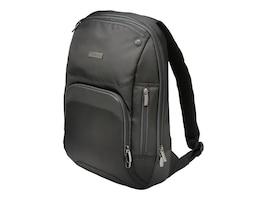 Kensington Triple Trek Backpack for 13 to 14 Ultrabooks, Black, K62591AM, 15570057, Carrying Cases - Notebook