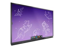 Promethean ETE Promo 75 ActvPanel Nickel 4K Ultra HD LED-LCD Touchscreen Display, AP7-U75-NA-1-ETE, 37669795, Monitors - Large Format - Touchscreen