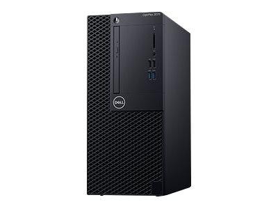 Dell OptiPlex 3070 3 6GHz Core i3 4GB RAM 1TB hard drive