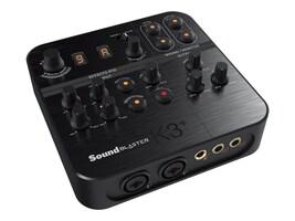 Creative Labs SOUND BLASTER K3+, 70SB172000001, 41045779, Sound Cards