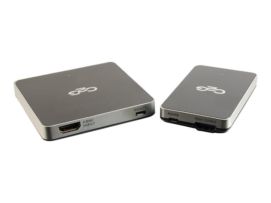 C2G Wireless for AV Kit for HDMI, 29329, 31540552, Video Extenders & Splitters