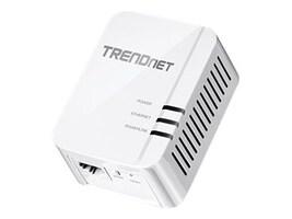 TRENDnet POWERLINE 1300 AV2 ADPT, TPL-422E, 35092700, Network Adapters & NICs