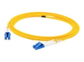 ACP-EP Fiber Patch Cable, LC-LC, 9 125, Singlemode, Duplex, 10m, ADD-LC-LC-10M9SMF, 14483470, Cables