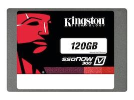 Kingston 120GB SSDNow V300 SATA 6Gb s 2.5 Internal Solid State Drive, SV300S37A/120G, 15025260, Solid State Drives - Internal