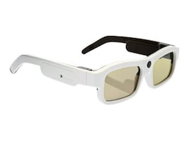 Xpand YOUniversal Large 3D Glasses, White, X104LX2, 13923912, Monitor & Display Accessories