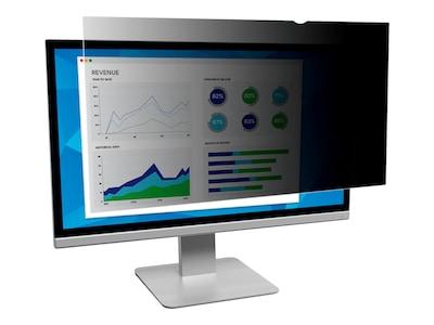 3M PF20.1 Privacy Filter for 20.1 4:3 Desktop LCD Monitor, PF201C3B, 33998495, Glare Filters & Privacy Screens