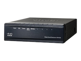 Cisco Dual Gigabit WAN VPN Router, RV042G-K9-NA, 14294118, Network Routers