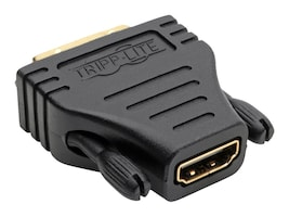 Tripp Lite HDMI to DVI-D F M Cable Adapter, Black, P130-000, 6127441, Adapters & Port Converters