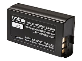 Brother Rechargeable Li-Ion Battery Pack, BAE001, 17066276, Batteries - Other
