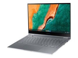 Samsung Galaxy Chromebook Core i5-10210U 8GB 256GB SSD ax BT FR 2xWC 13.3 UHD MT Chrome OS Gray, XE930QCA-K02US, 38325661, Notebooks - Convertible