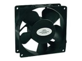 Chief Manufacturing 90F6925 28DB 120V Rack Fan, Black, FAN/QUIET, 35827024, Cooling Systems/Fans