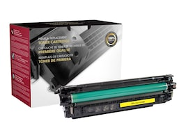 Clover Technologies Yellow Toner Cartridge for HP Color LaserJet, 200940P, 37165693, Toner and Imaging Components - Third Party
