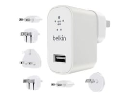 Belkin F8M967BTWHT Main Image from Right-angle