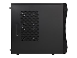 Rosewill Chassis, Challenger-U3 ATX 7x3.5 Bays 3x5.25 Bays 3xFans, Black, CHALLENGER-U3, 16666114, Cases - Systems/Servers
