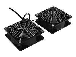 CyberPower 3U 19 Fan Panel, CRA11002, 33220982, Cooling Systems/Fans