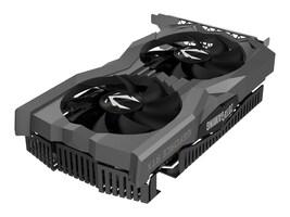 Zotac GEFORCE RTX2060 6GB GDDR6 192  CTLRBIT 1680 14000 HDCP THREE DP HDMI, ZT-T20600H-10M, 37360190, Graphics/Video Accelerators