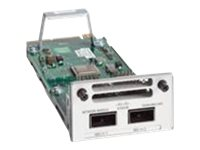 Cisco C9300-NM-2Q Main Image from Right-angle