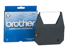 Brother Black Carbon Print Ribbon for Brother CE, CX, EM & WP Series Typewriters, 7020, 4949213, Printer Ribbons