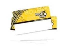 Wasp Wasptime 50 Additional Barcode Badges, Sequence 401-450, 633808550967, 10131688, Bar Coding Accessories