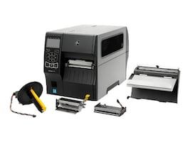 Zebra ZT410 Thermal Transfer Direct Thermal 300dpi 4 USB RS-232 Ethernet Blueooth EZPL Printer, ZT41043-T010000Z, 17284741, Printers - Label