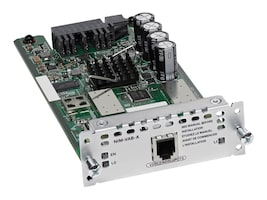 Cisco NIM-VAB-A Main Image from Left-angle
