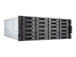 Qnap 4U 24-Bay 10GbE NAS & iSCSI IP-SAN Storage, TS-2483XU-RP-E2136-16G-US, 36894771, SAN Servers & Arrays