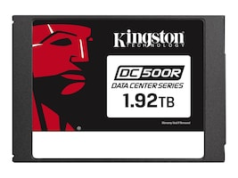 Kingston 1920GB DataCenter DC500M SATA 6Gb s Mixed-Use 2.5 Internal Solid State Drive, SEDC500M/1920G, 36810494, Solid State Drives - Internal