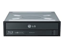 LG 16x BDRW DL SATA Internal Drive - Black, BH16NS40, 15193669, Blu-Ray Drives - Internal