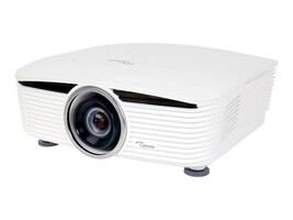 Optoma EH505 WUXGA 3D DLP Projector, 5000 Lumens, Black, EH505-B, 33943347, Projectors