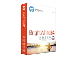 HP 8.5 x 11 Bright White Inkjet Paper (500 Sheets), 203000, 11791709, Paper, Labels & Other Print Media