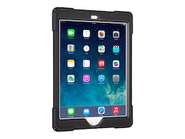 Joy Factory aXtion Bold MP Rugged Case w  Hand Strap & Stand for 5th Gen iPad, MagConnect Mount Compatible, CWA602, 34106410, Carrying Cases - Other