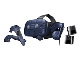 HTC VIVE Pro Virtual Reality, 99HANW001-00, 35603661, Computer Gaming Accessories