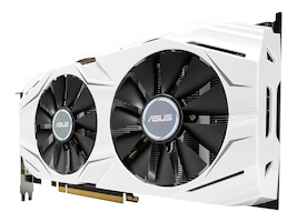 Asus GeForce GTX 1060 PCIe Overclocked Graphics Card, 6GB GDDR5, DUALGTX1060O6G, 32424191, Graphics/Video Accelerators