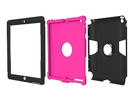 Trident Case Kraken AMS for New iPad, Pink, AMS-NEW-IPADUS-PNK, 16015004, Carrying Cases - Tablets & eReaders