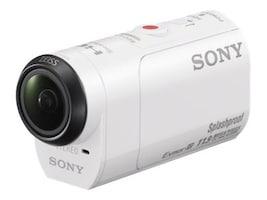 Sony 11.9MP POV HD Camcorder + Live View Remote, HDRAZ1VR/W, 21485414, Camcorders
