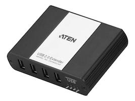 Aten 4-Port Cat5 USB 2.0 Extender, UEH4002A, 34039069, Network Transceivers