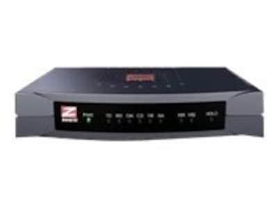 Zoom V.90 External Serial Modem PC, 2949-00-00DG, 11528484, Modems