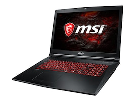 MSI Computer GL72MX800 Main Image from Right-angle