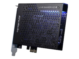 Aver Information Live Gamer HD 2 PCIe Card, GC570, 35986164, Video Capture Hardware