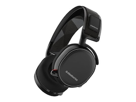 Steelseries Arctis 7 Gaming Audio Headset - Black, 61505, 36252373, Headsets (w/ microphone)