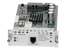 Cisco 1-Port VDSL2 ADSL2+ NIM over ISDN w Annex B J, NIM-VA-B, 33704768, DSL/Cable Modems